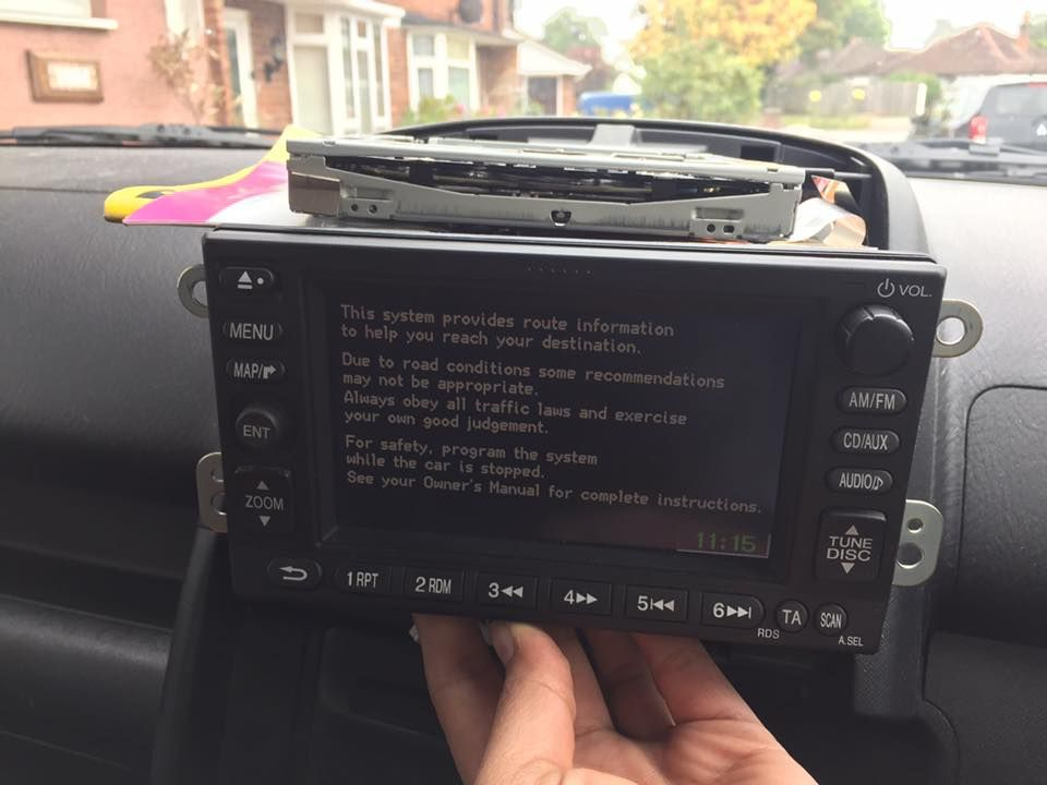 entertainment system auto